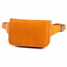 Leather Wallet Waist Pack