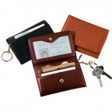 617-5 Wallet With Removable Key Ring