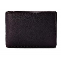 Upgraded Cowhide Napa Supple Leather Slim Billfold Wallet