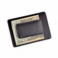 Nappa Prima Magnetic Money Clip Wallet