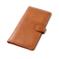 Tuscan Leather Snap Travel Wallet
