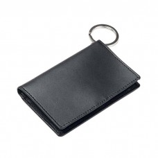 Executive Leather ID/Keychain Wallet