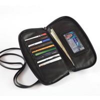 RFID Wallet Bag with Strap